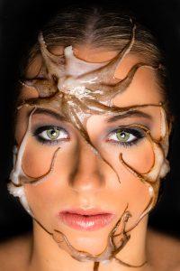 Portretfoto octopus, Rosco Pas Fotografie