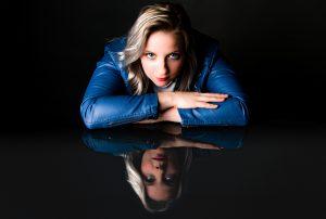 Portretfoto spiegeling, Rosco Pas Fotografie